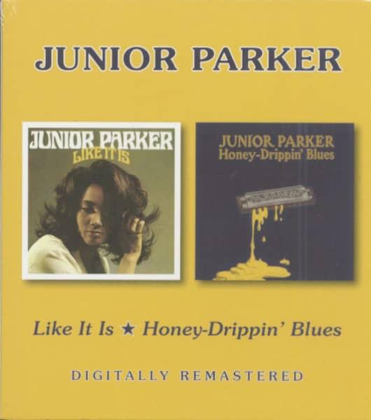 Like It Is - Honey-Drippin' Blues (CD)