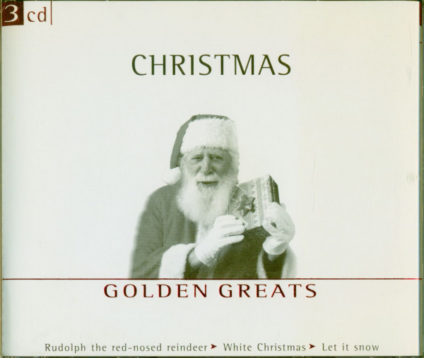 Christmas Golden Greats (3-CD)