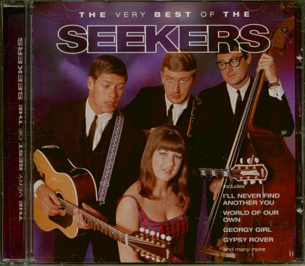 The Very Best Of The Seekers (CD)