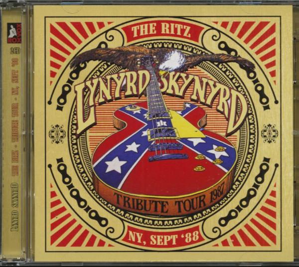 The Ritz, Tribute Tour, NY, Sept. '88 (2-CD)