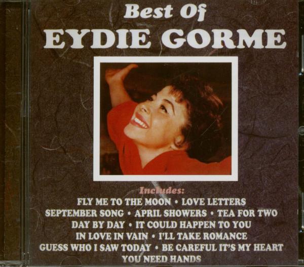 Best Of Eydie Gorme (CD)