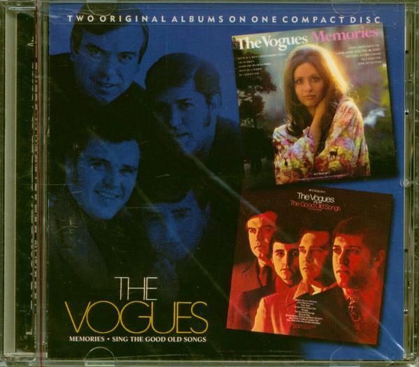 Memories - Sing The Good Old Songs (CD)