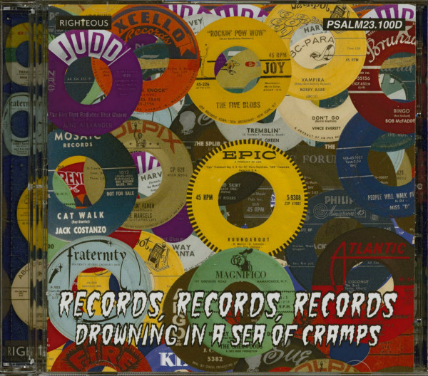 Records, Records, Records (2-CD)