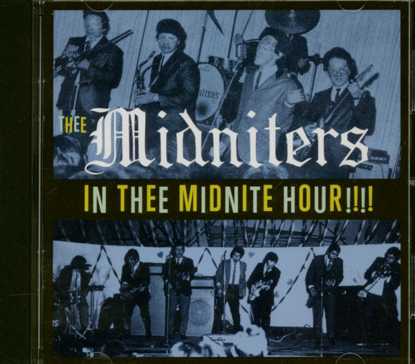In Thee Midnite Hour !!!! (CD)