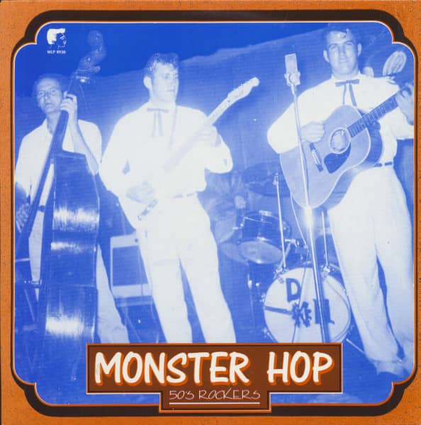 Monster Hop (LP)