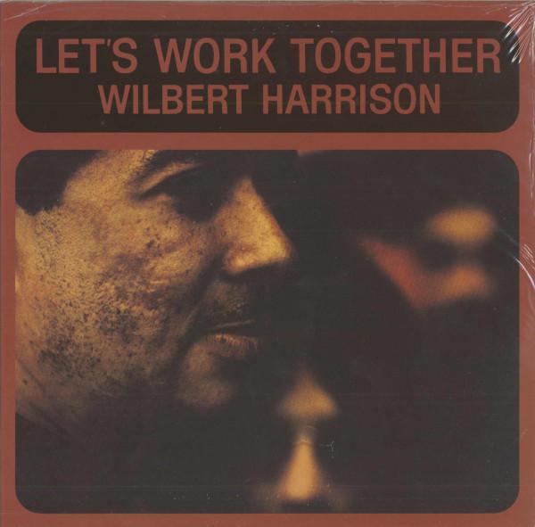 Let's Work Together (LP)