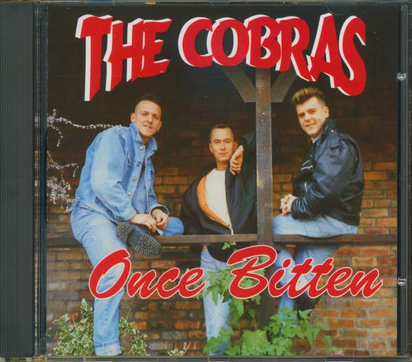 Once Bitten (CD)