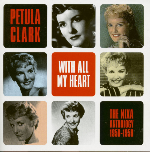 With All My Heart - The Nixa Anthology 1956-59 (2-CD)