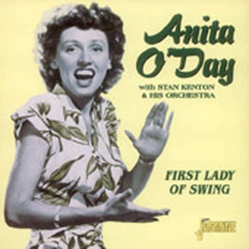 First Lady Of Swing - with Stan Kenton Orch.