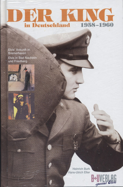 Der King in Deutschland 1958-1960