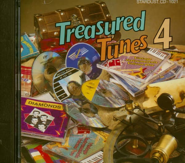 Treasured Tunes Vol.4 (CD)