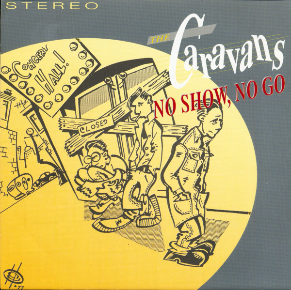 No Show, No Go (7inch, EP, 45rpm, PS)