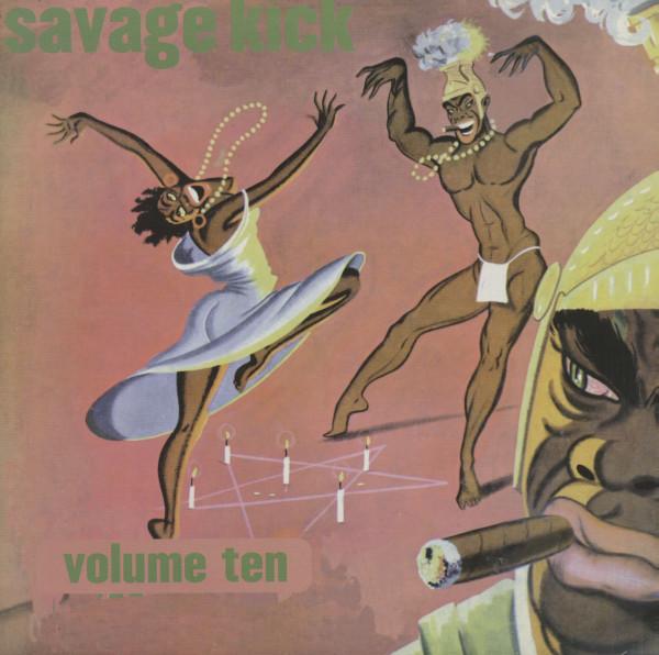 Savage Kick - Black Rock & Roll Vol.10