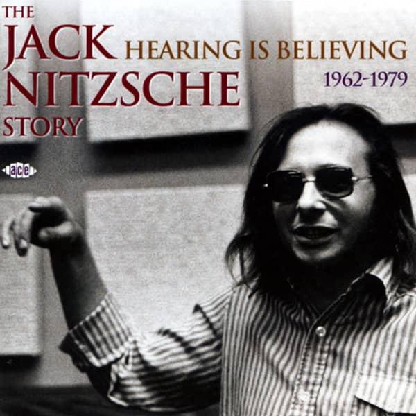 Jack Nitzsche Story 1963-78