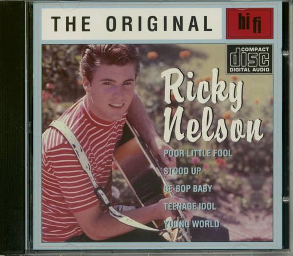 The Original Ricky Nelson (CD)