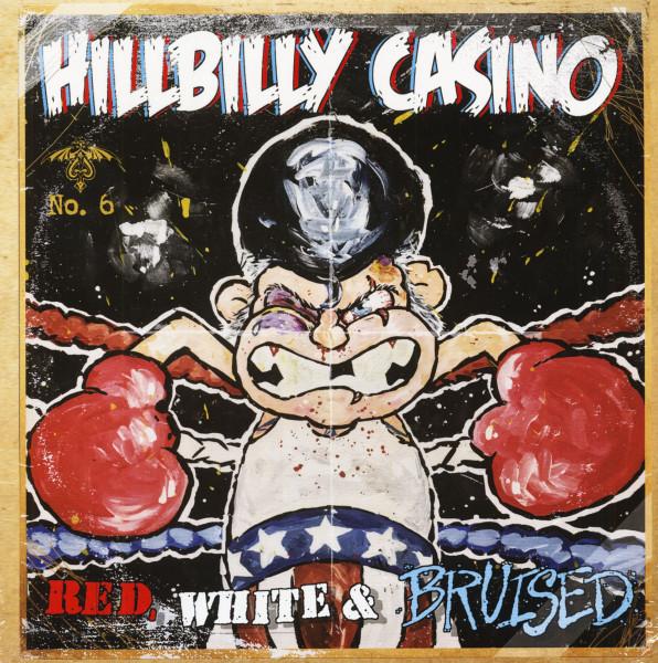 Red, White & Bruised (LP)