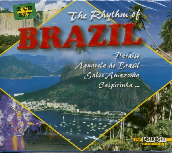 The Rhythm Of Brazil (2-CD)