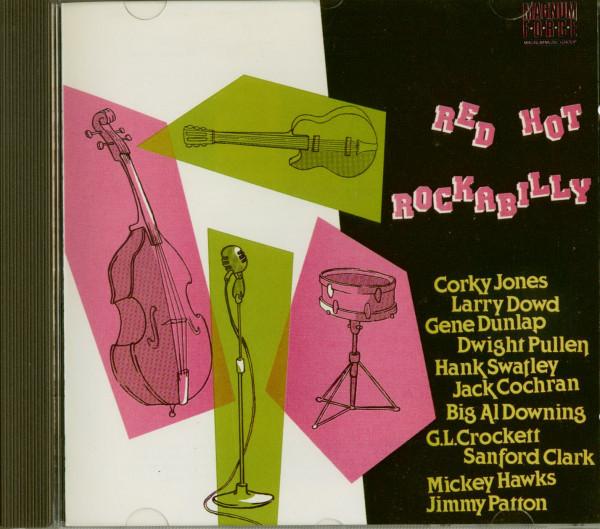 Red Hot Rockabilly (CD)