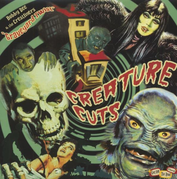 Creature Cuts (LP, Ltd.)