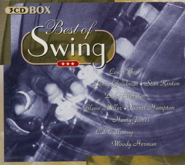 Best Of Swing 3-CD