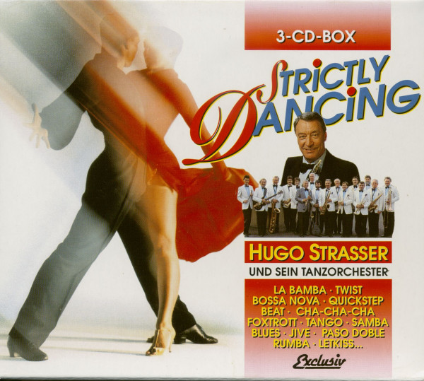 Strictly Dancing 1960s-80s (3-CD)