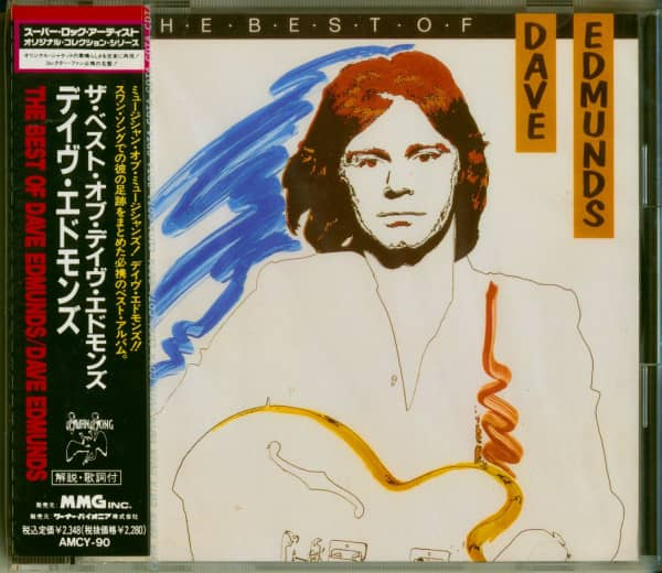 The Best Of Dave Edmunds (CD Album, Japan Edition)