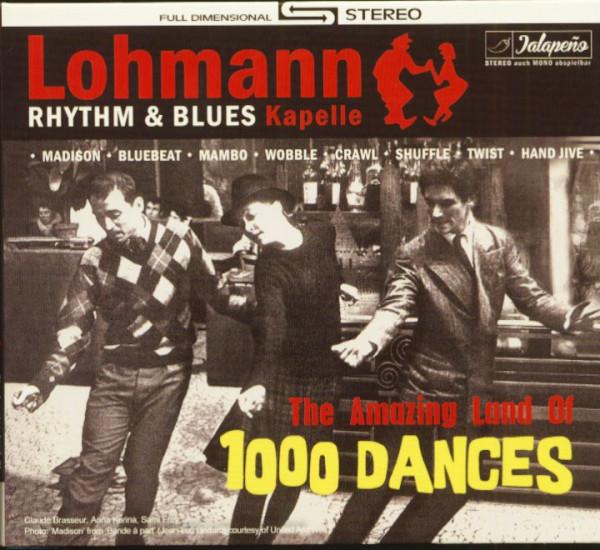 The Amazing Land Of 1000 Dances (CD)