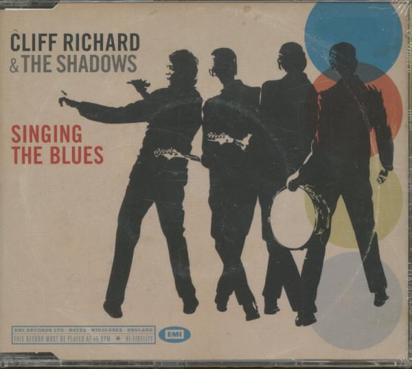Singing The Blues - CD Single