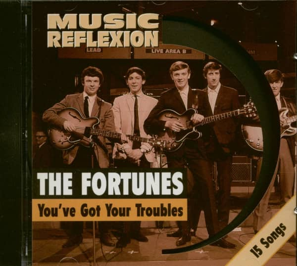 You've Got Your Trouble (CD)