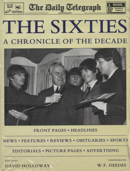 The Sixties - A Chronicle (hb) - The Sixties - A Chronicle Of The Decade