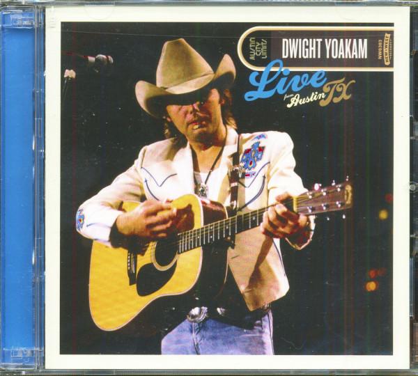 Live In Austin, Texas (CD & DVD)