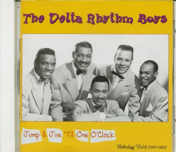Jump & Jive Till One O'Clock 1946-47