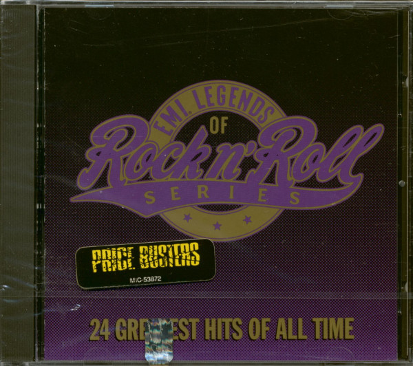 EMI Legends Of Rock N' Roll - 24 Greatest Hits Of All Time (CD)