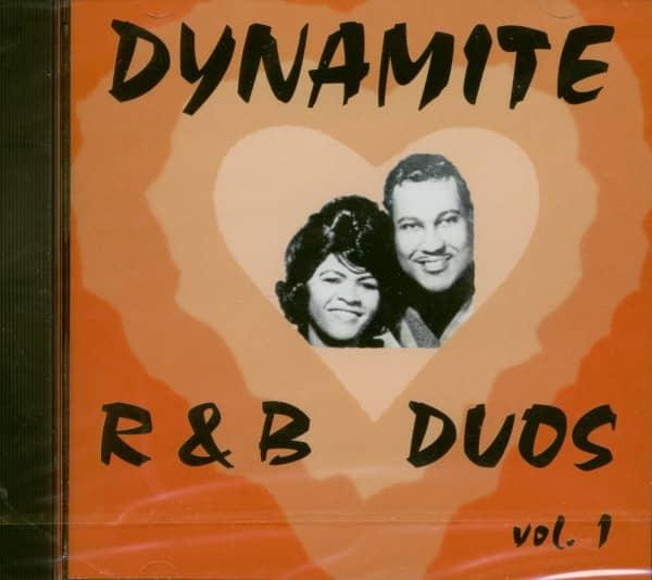 Dynamite R&B Duos Vol.1 (CD)