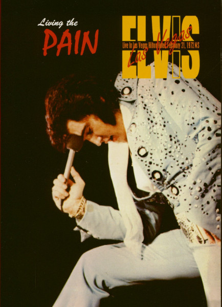 Living The Pain (CD)