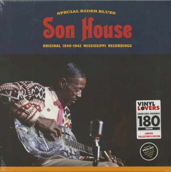 Original 1940-1942 Mississippi Recordings (LP, 180g Vinyl, Ltd.)