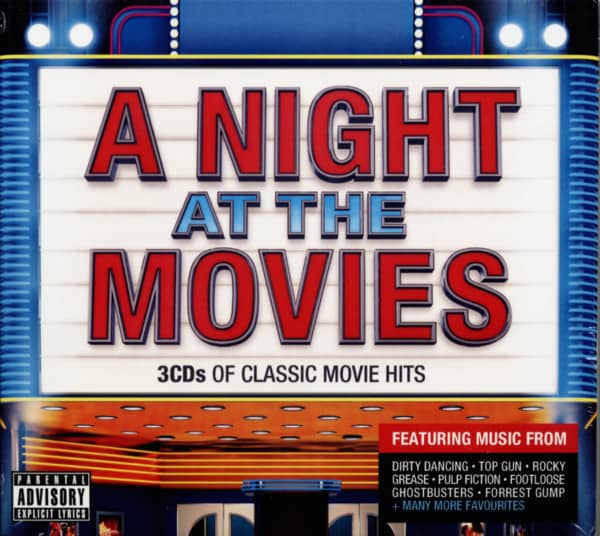 A Night At The Movies - Classics (3-CD)