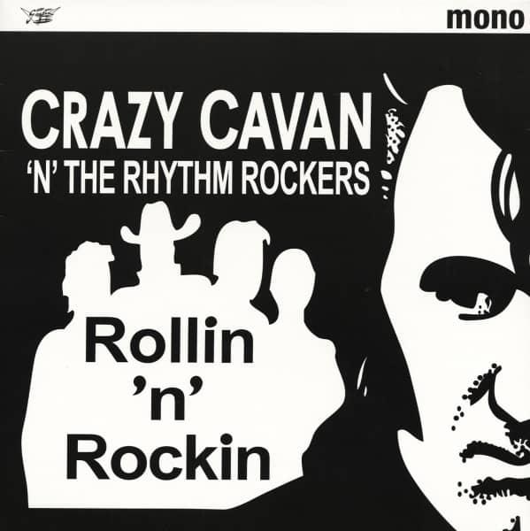 Rollin 'n' Rockin 25cm Vinyl (Limited)