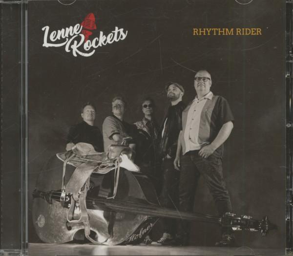 Rhythm Rider (CD)