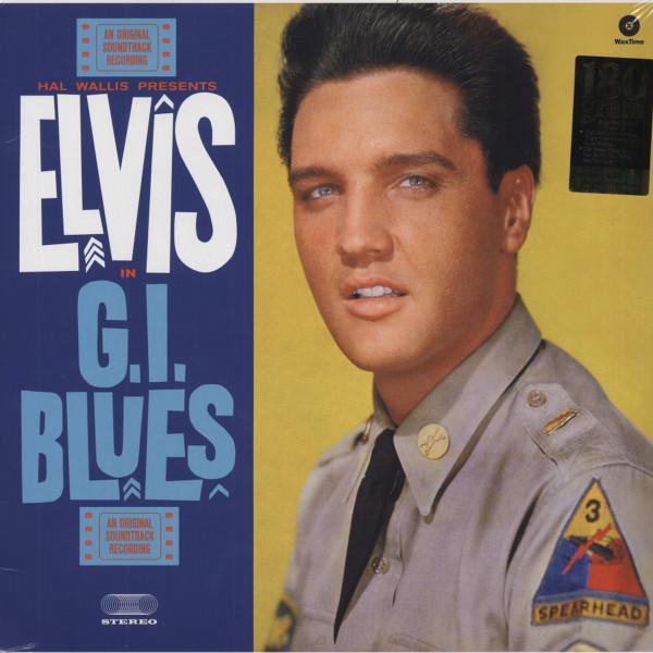 G.I. Blues (1960)...plus 180g Vinyl