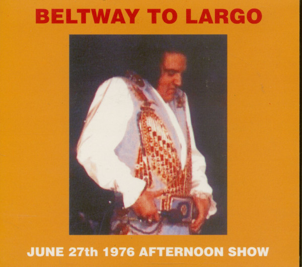 Beltway To Largo (CD)