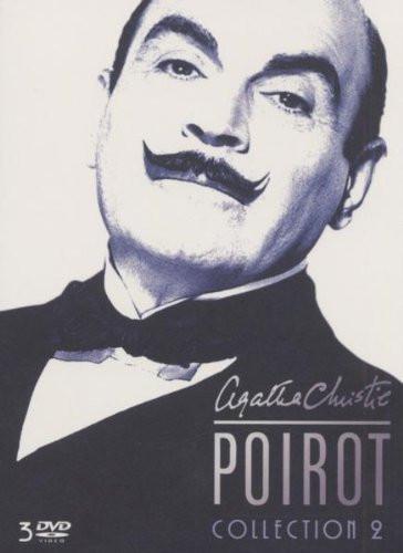 Hercule Poirot Vol.2 (3-DVD)