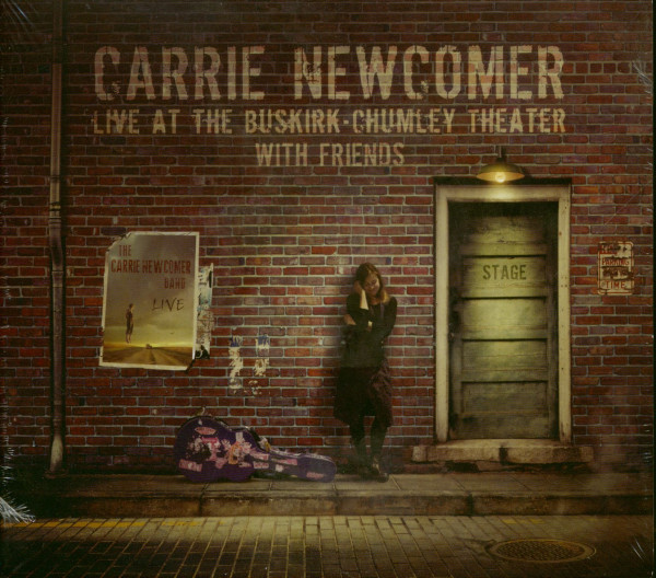 Live At The Buskirk-Chumley Theater (CD)