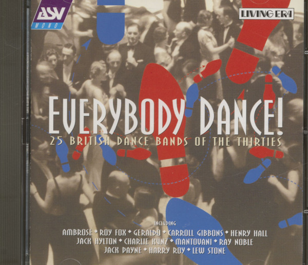 Everybody Dance! 25 British Dance Bands Of The Thirties (CD)