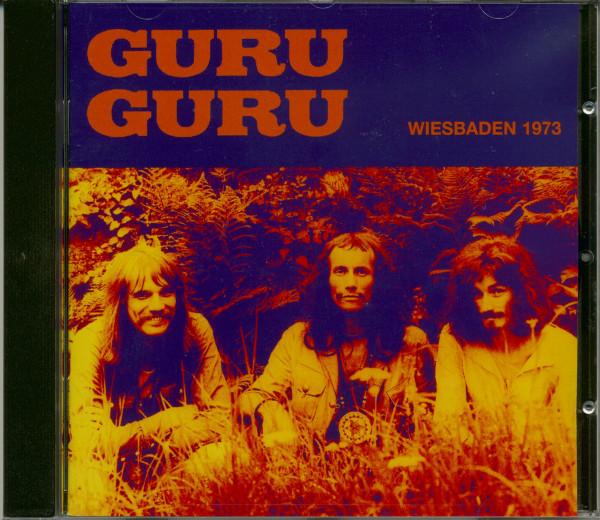 Wiesbaden 1973 (CD)