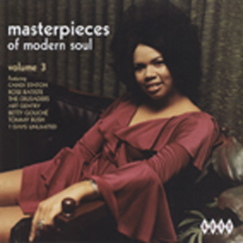 Vol.3, Masterpieces Of Modern Soul