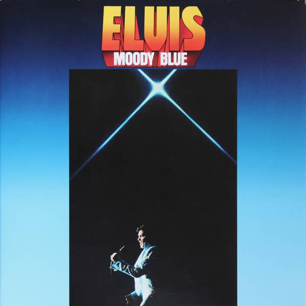 Moody Blue (LP, 180g Vinyl, Ltd. Deluxe Edition)