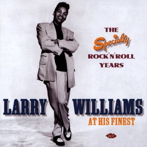 At His Finest - Specialty R&R Years (2-CD)
