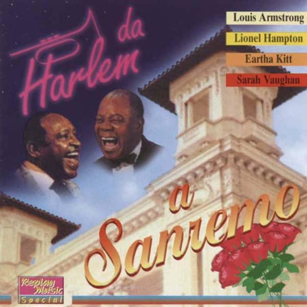 Da Harlem A Sanremo (CD)