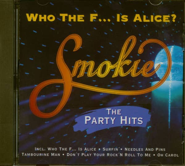 Who The F... Is Alice? - The Party Hits (CD)